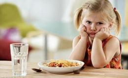 Thiếu kẽm và chứng biếng ăn ở trẻ