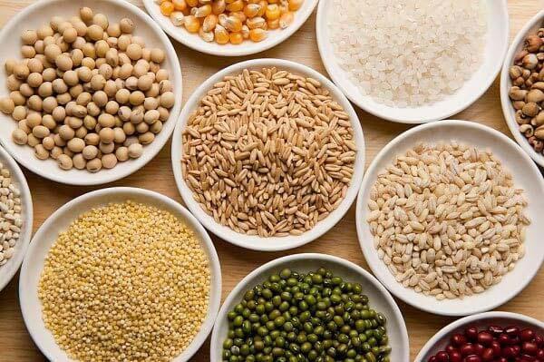 Nhóm thực phẩm cung cấp chất bột - đường