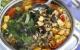 Cùng nấu món ốc chuối đậu thịt ba chỉ