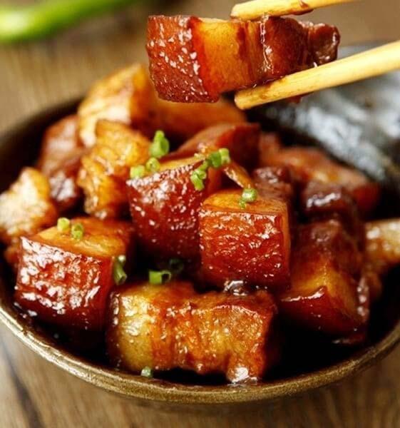 Cách nấu thịt kho tàu