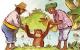Truyện: Con khỉ và người đánh cá