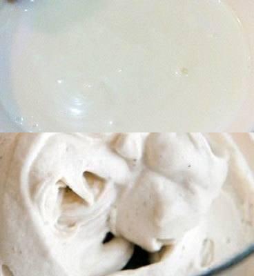 làm bột kem chuối