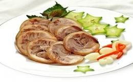 Cách làm món thịt chân giò ngâm mắm thơm ngon ăn là mê