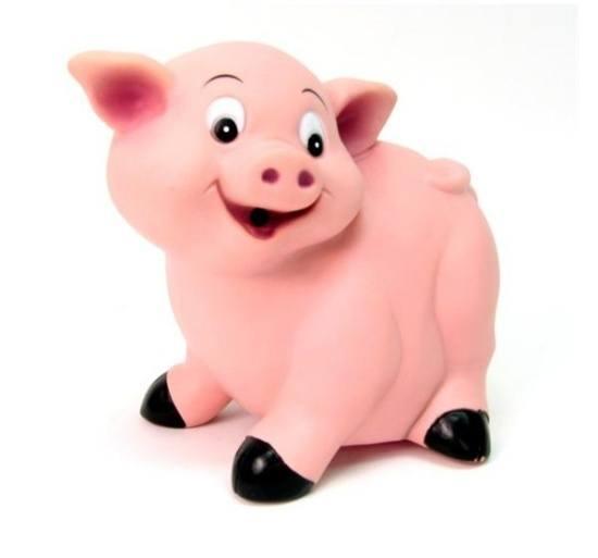 Lợn con đi thăm bạn