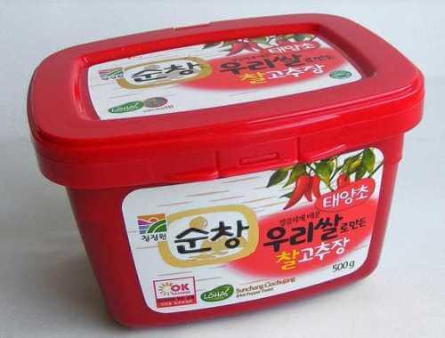 tương ớt Hàn Quốc