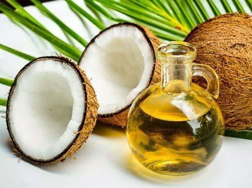chăm sóc da bé bằng dầu dừa