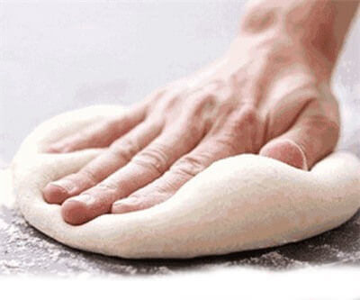 bột làm bánh trung thu