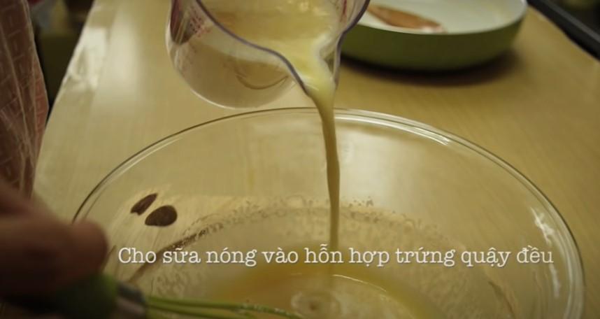 cách làm nhân bánh su kem truyền thống