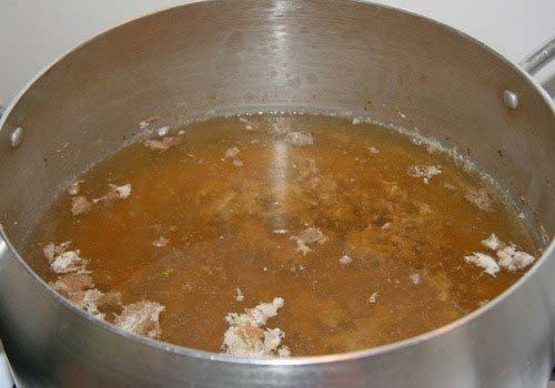 cách nấu canh cua rau đay đơn giản