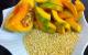 Cách nấu chè bí đỏ đậu xanh bổ dưỡng thơm mát ngày hè