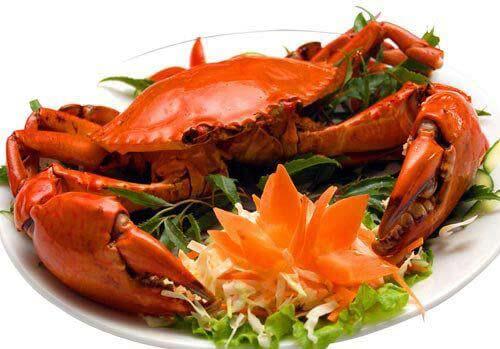 ăn hải sản phát triển chiều cao