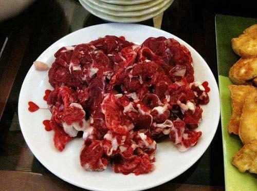 cách nấu lẩu bò sa tế