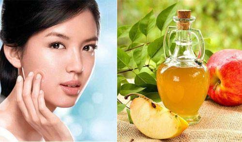 tác dụng của giấm táo chăm sóc da hiệu quả