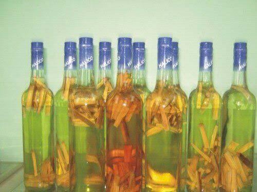 rượu ngâm mật gấu