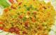 Cách làm cơm rang thập cẩm với ức gà