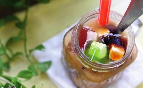 Cách làm rau câu phô mai