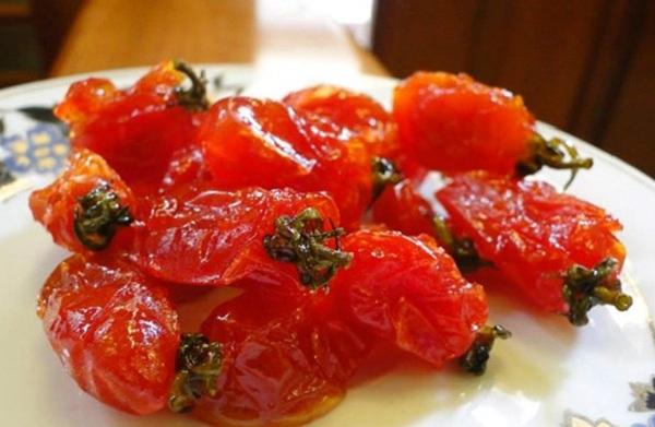 Mứt cà chua