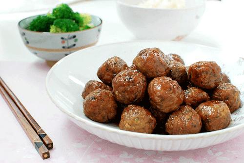 Cách làm mọc thịt lợn nấm hương