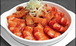 Cách làm tôm rim thịt cực hấp dẫn, ăn là mê
