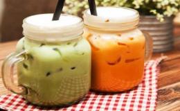 2 Cách làm trà sữa Thái xanh đỏ ngọt thơm vị sữa uống vào là ghiền