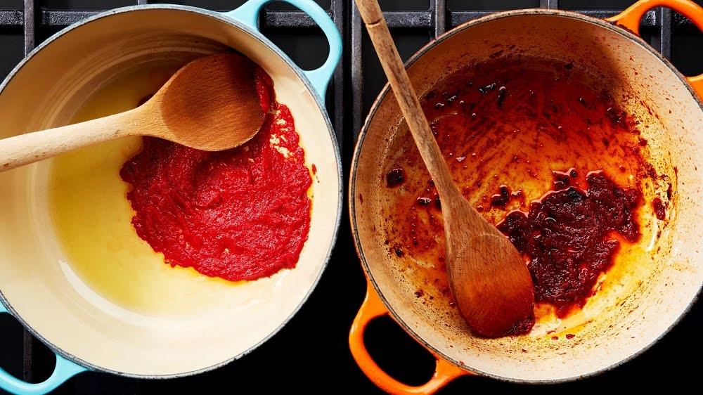 cách sốt cá với cà chua
