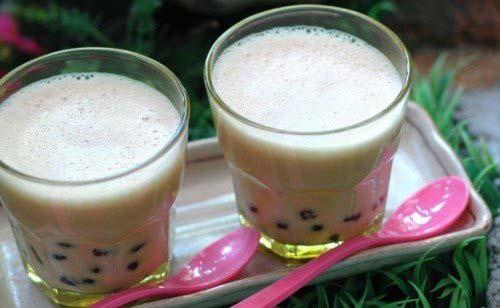 Trà sữa trân châu tự làm tại nhà