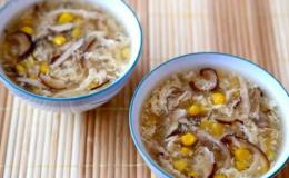 Cách nấu súp gà nấm hương thơm ngon và bổ dưỡng cho cả nhà