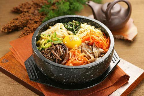 Cách làm cơm trộn Hàn Quốc