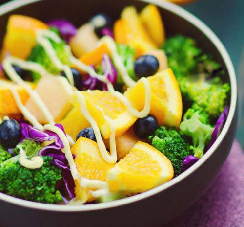 Cách làm salad trái cây
