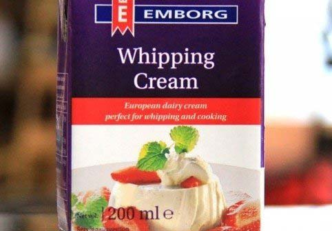Kem sữa béo - Whipping cream