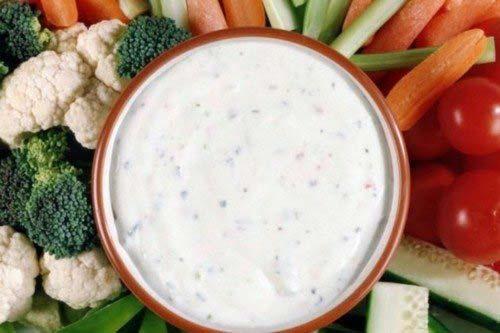 Nguyên liệu để làm salad kiểu Nga