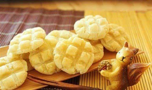 Bánh qui khoai lang