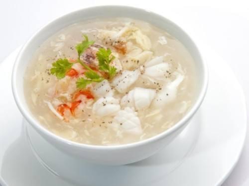 Chén súp cua