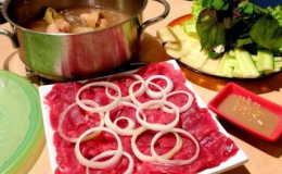 Cách nấu bò nhúng dấm ngon ơi là ngon cho bạn ngất ngây