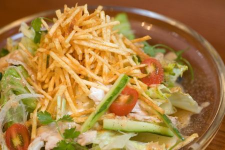Salad bắp cải kiểu Nhật