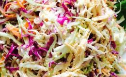 Cách làm salad bắp cải tím trộn mayonnaise hấp dẫn tại nhà