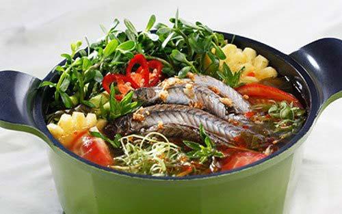 Cách nấu lẩu cá kèo