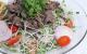 Rau mầm trộn thịt bò – món salad ngon và giúp giảm cân hiệu quả