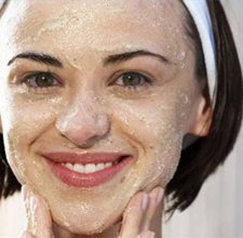 Rửa mặt bằng bột yến mạch