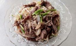 Cách làm thịt bò xào hành tây ngon và đơn giản dễ làm