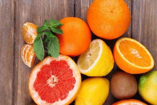 Trái cây họ cam