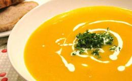 Công thức cách nấu súp bí đỏ siêu ngon cho bữa sáng
