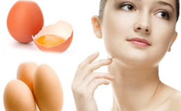 Cách đắp mặt nạ lòng trắng trứng gà giúp làm đẹp da và chống lão hóa hiệu quả