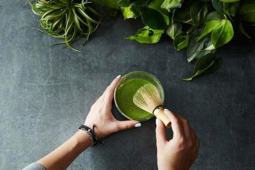 Matcha trà xanh