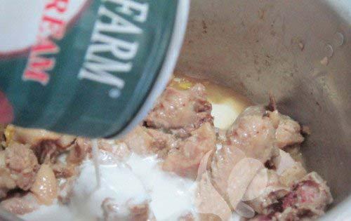 Nấu vịt với nước cốt dừa