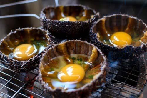 Nhum tráng trứng