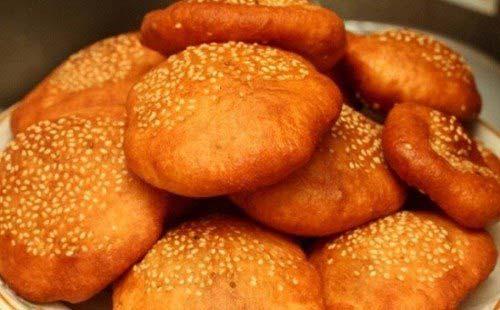 Cách làm bánh tiêu