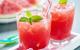 Cách làm sinh tố dưa hấu chuối với sữa chua thơm ngon