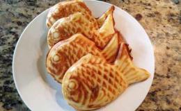 Hướng dẫn cách làm bánh cá Taiyaki thơm giòn tại nhà