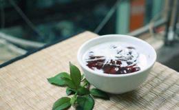 Cách làm sữa chua đậu đỏ ngon không thể chê ngày hè